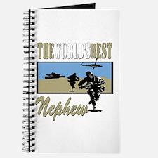 Military Nephew Journal