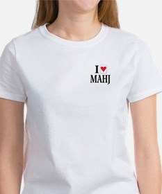 Mah Jongg Wish Women's T-Shirt