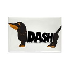 DASH Rectangle Magnet