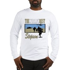 Military Stepson Long Sleeve T-Shirt