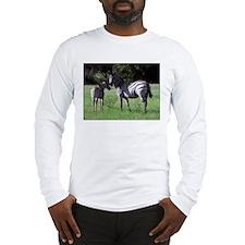 Africa game Long Sleeve T-Shirt