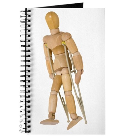 Using Crutches Journal