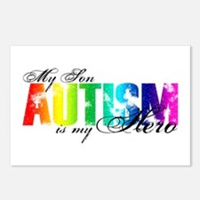 My Son My Hero - Autism Postcards (Package of 8)