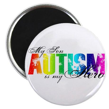 My Son My Hero - Autism Magnet