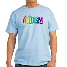 My Son My Hero - Autism T-Shirt