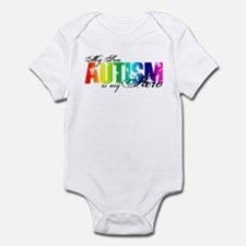 My Son My Hero - Autism Infant Bodysuit