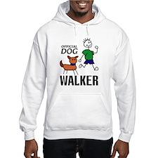 """""""Official Dog Walker"""" Hoodie"""