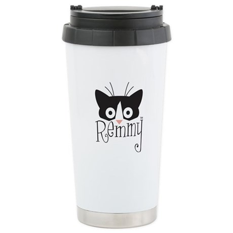 Remmy Stainless Steel Travel Mug
