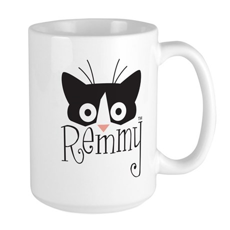 Remmy Large Mug
