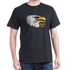 Eagle Eye Black 8 ball T-Shirt