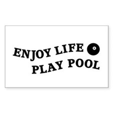 Enjoy Life Play Pool Decal