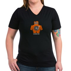 Robot DJ Shirt