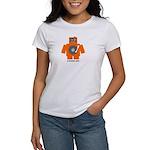 Robot DJ Women's T-Shirt