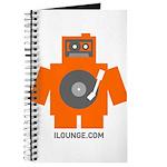 Robot DJ Journal