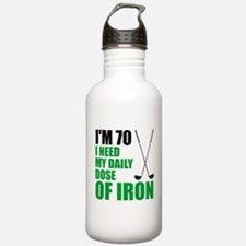 70 Daily Dose Of Iron Water Bottle