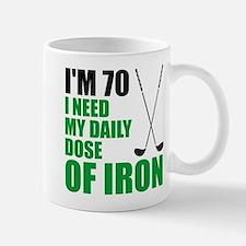 70 Daily Dose Of Iron Mugs