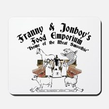 F&J's Food Emporium Mousepad