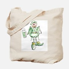 Cute St pattys Tote Bag