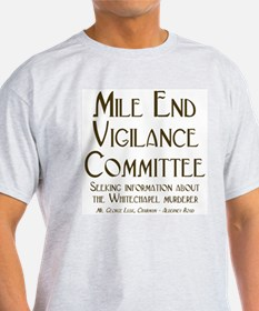 Mile End Vigilance Committee T-Shirt