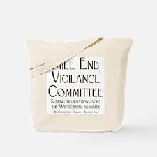 Mile End Vigilance Committee Tote Bag