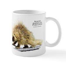 North American Porcupine Mug
