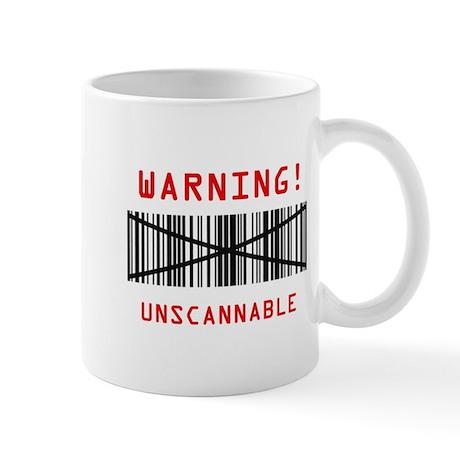 Unscannable Mug