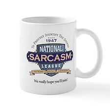 National Sarcasm League Mug