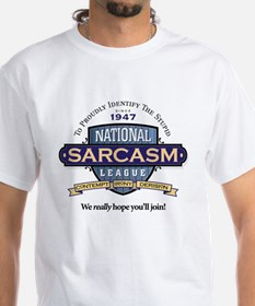 National Sarcasm League Shirt