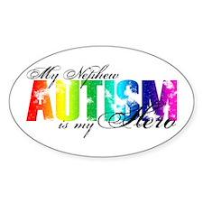 My Nephew My Hero - Autism Decal