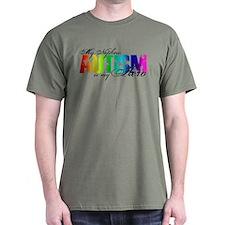 My Nephew My Hero - Autism T-Shirt