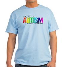 My Grandson My Hero - Autism T-Shirt