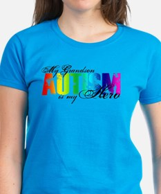My Grandson My Hero - Autism Tee