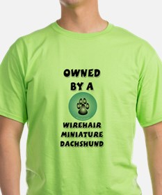 Owned by a WHM Doxie T-Shirt