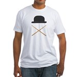 Drummer Fitted T-Shirt
