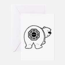Dharma Bear Greeting Cards (Pk of 20)