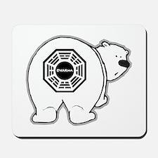 Dharma Bear Mousepad