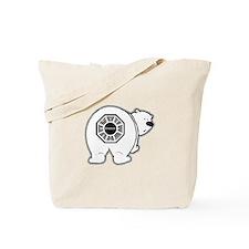 Dharma Bear Tote Bag