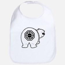 Dharma Bear Bib