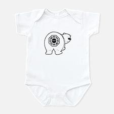 Dharma Bear Infant Bodysuit