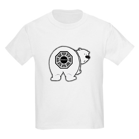 Dharma Bear Kids Light T-Shirt