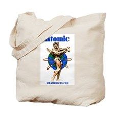 Atomic Tote Bag