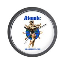 Atomic Wall Clock