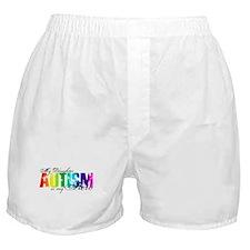 My Daughter My Hero - Autism Boxer Shorts