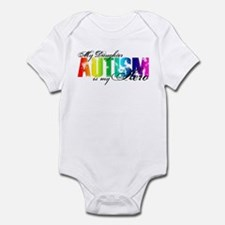 My Daughter My Hero - Autism Infant Bodysuit