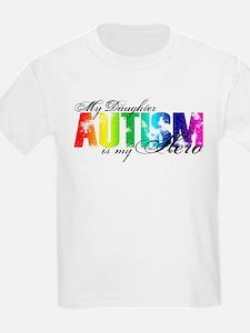 My Daughter My Hero - Autism T-Shirt