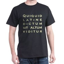 Anything Sounds Profound In L T-Shirt