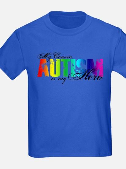 My Cousin My Hero - Autism T