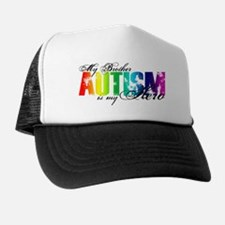 My Brother My Hero - Autism Trucker Hat
