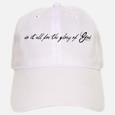 do it all for the glory of God Baseball Baseball Cap