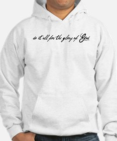 do it all for the glory of God Hoodie